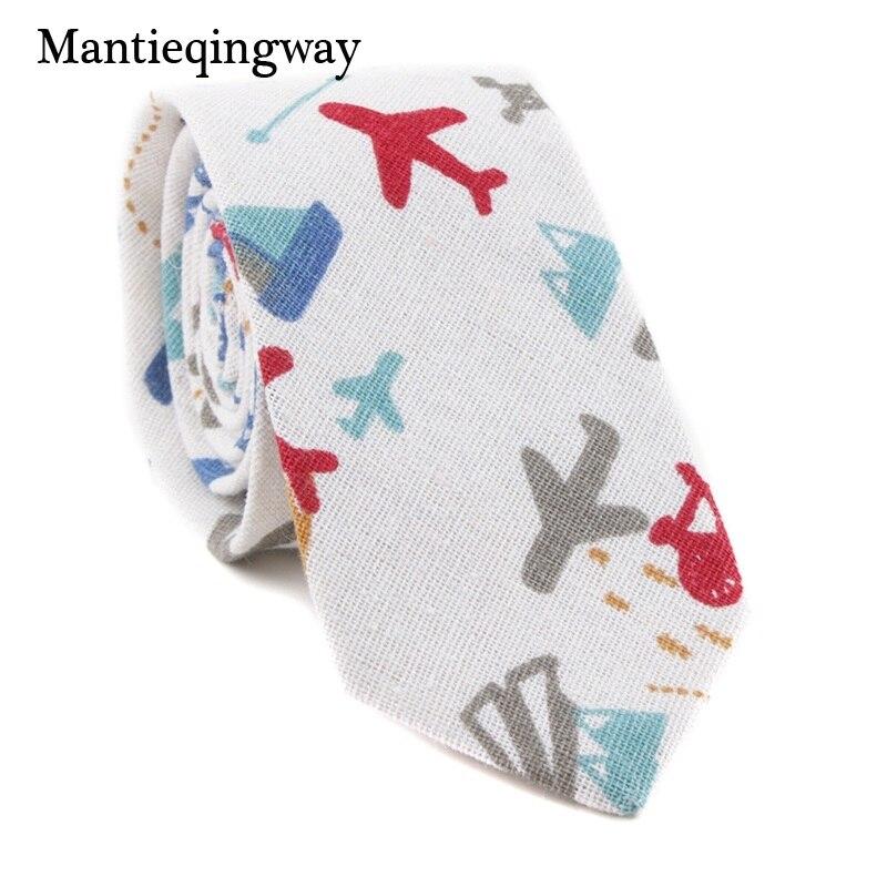 100% Wahr Mantieqingway Marke Casual Krawatte Krawatten Für Herren Floral Tiere Muster Polyester Krawatte Für Hemd Hochzeit Bräutigam Krawatte Ausreichende Versorgung