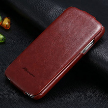 New Coming PU Leather Case For Samsung Galaxy S4 i9500 Vertical Flip SKin Cover Open Up And Down Retro Series 6 Colors YXF0055 us flag pattern protective leather plastic flip open case for samsung i9500 red blue beige