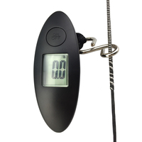 88lbs Portable Bow Scale Digital Shooting Hunting Hanging Scale Tool Backlit Electronic Balance Measurement