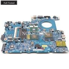 NOKOTION BA41-00863A laptop motherboard Para samsung NP-R700 R700 965PM DDR2 GEFORE Gráficos Placa principal Teste completo