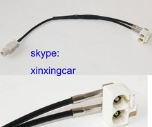 OEM Splitter Y cable wire harness for RNS510 RCD510 Antenna Radio Adapter vw head unit FAKRA_220x220 compare prices on oem wire harness online shopping buy low price  at bayanpartner.co