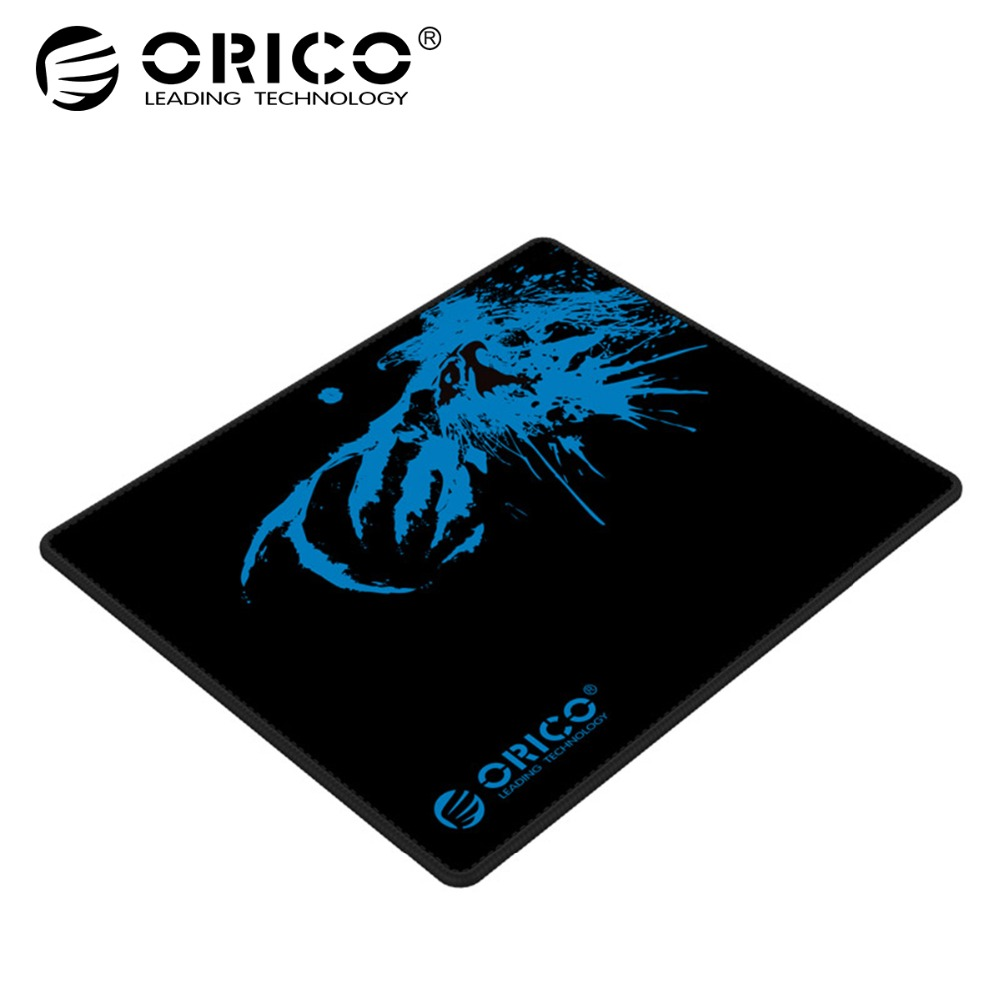 Orico Mpa Mouse Pad Natural Rubber Cloth Home Office Bsc35 05 Aluminum 25 35 Inch Hard Drive Protection Box Large Gaming Locking Edge Keyboards Mat Waterproof Anti Skid