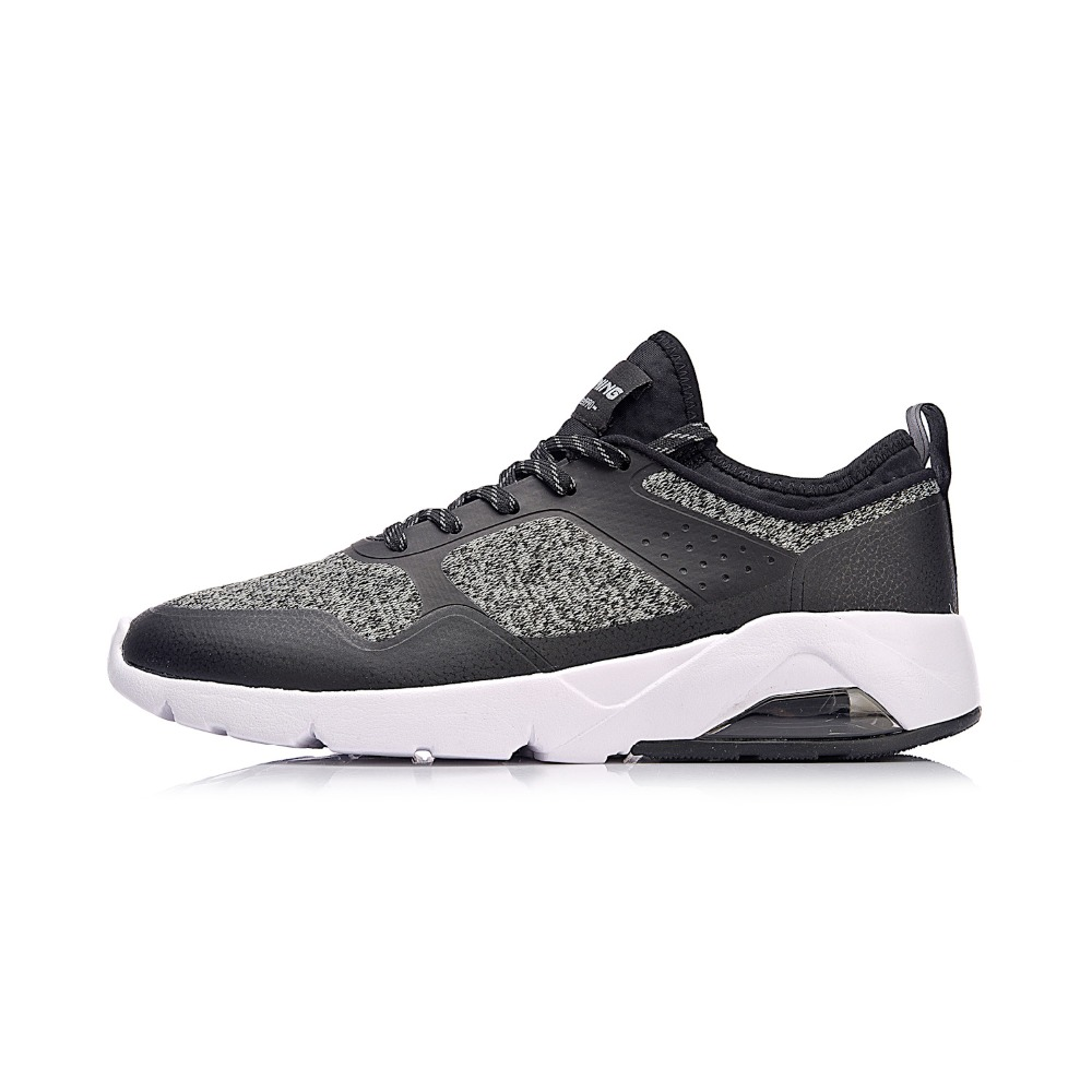 Li-ning hommes bulle ACE SUPER marche chaussures respirant coussin doublure confort portable Sport chaussures baskets AGCN005 YXB147 - 4