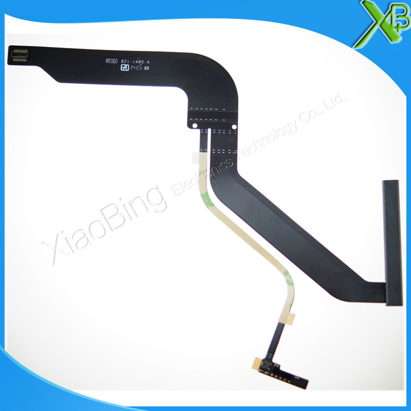 Brand New 821-1480-A HDD Hard Drive Cable For Macbook Pro 13.3 A1278 MD101 MD102 2012year 923-0104 923-0741 automatic sensor polish chrome waterfall bathroom basin faucet cold tap plate