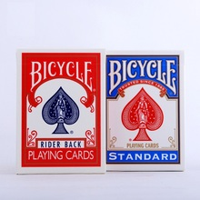 1pcs USA Native Bicycle Deck Red or Blue Magic Regular Playing Cards Rider Back Standard Decks Trick 808 Sealed