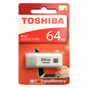 Image 5 - 100% Original TOSHIBA TransMemory U301 USB 3.0 Flash Drive 64GB 32GB Pen Drive Mini Memory Stick Pendrive U Disk Thumb Drives