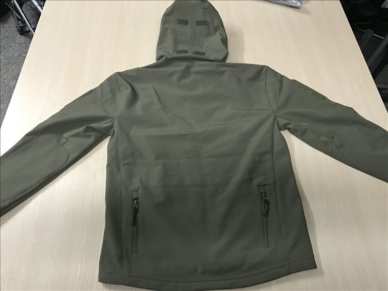High Quality TAD Lurker Shark Skin Military Warm Windproof Tactical Softshell Jacket Men Mountaineering Army soft shell 2