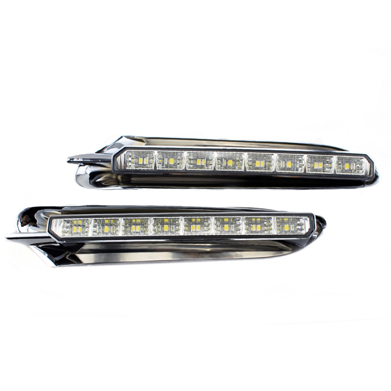 High Quality Car LED Light Daytime Running Lights DRL Special For Buick Encore With Amber Turn