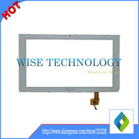 10.1 inch for Archos 101 Titanium Tablet Touch screen panel Digitizer Glass Sensor replacement white ,tablet pc touch screen