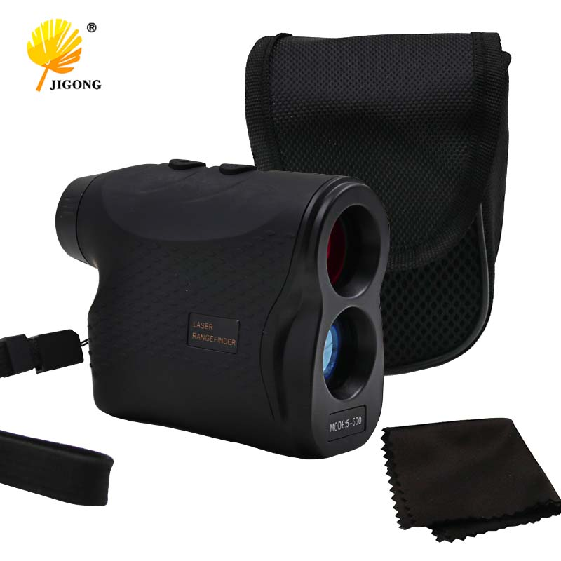 Laser de Golf rangefinder Caça medida Digital Telescópio Monocular Laser Range finder Medidor de Distância a laser Tester Velocidade