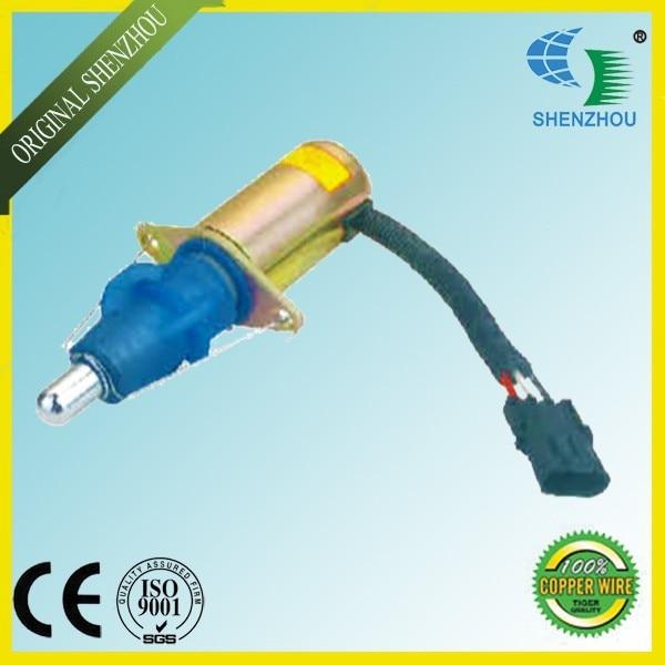 все цены на Free Shipping Fuel Shutdown Solenoid 3921978 Shut off Solenoid 6CT/6CTA 12V