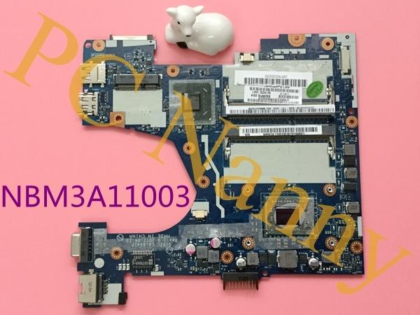 """Nbm3a11003 q1vzc la-8941p para acer aspire v5-171 portátil placa base del sistema 11.6 """"core i3 2367 m"""