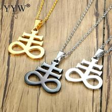 Free Shipping!!!Stainless Steel Jewelry Necklace Female Pendant Necklaces Charm  Men Fashion Making Black Gold