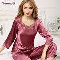 2016 New Pajamas For Women Luxurious sleepwear Ladies pyjamas Sexy Noble Pajama Set