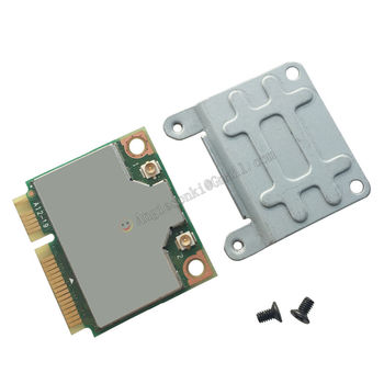 2pcs Half Size To Full Size Wireless Card Mini PCI-E Extension WIFI Module Adapter Bracket for Intel 6200 6300 6250 5100 7260