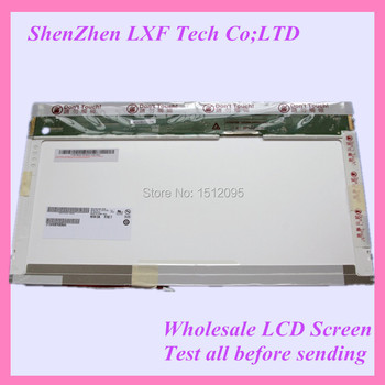 Portátil de 15,6 pulgadas lcd panel LTN156AT01 LP156WH1 TLC1 B156XW01 V.0 N156B3-L01 N156B3-L02 30pin