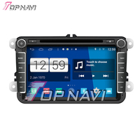 DHL Free Shipping Quad Core S160 Android 4 4 Car DVD For VW 8 Original OSD