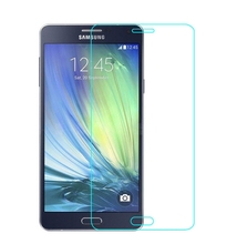 цена на New Explosion Proof Premium Real Tempered Glass Film Screen Protector Guard For Samsung Galaxy A8 a8 A8000 Screen Protector Film