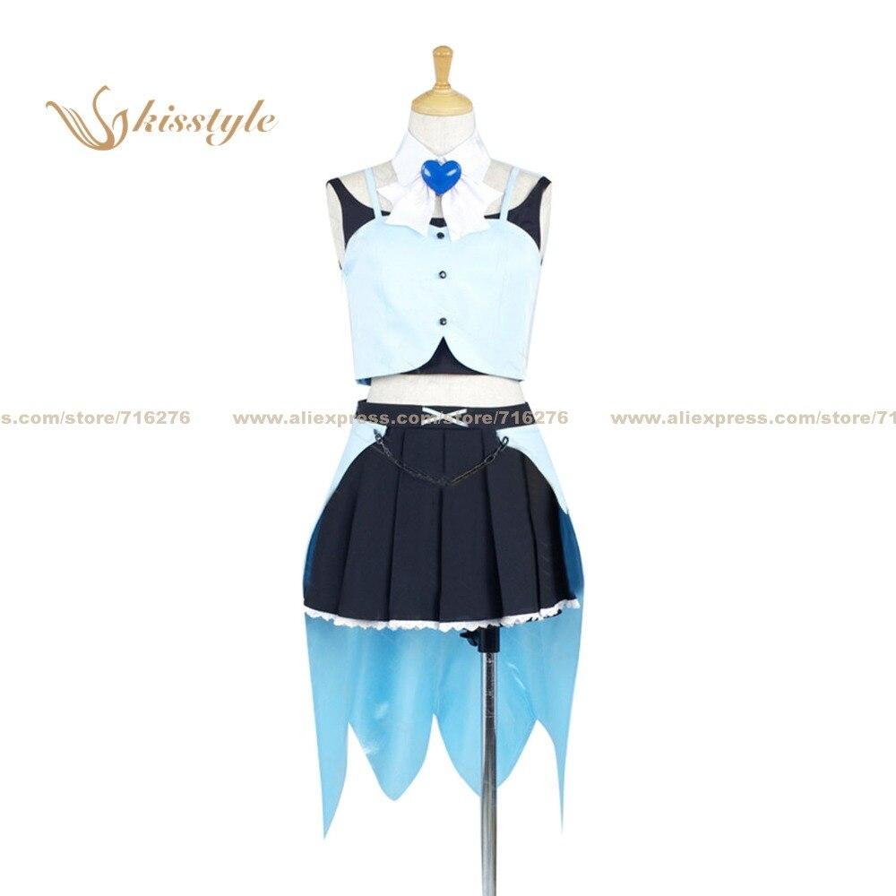 Kisstyle Fashion Magical Suite Prism Nana Kotone Oribe Splash Nana Uniform COS Clothing Cosplay Costume,Customized Accepted