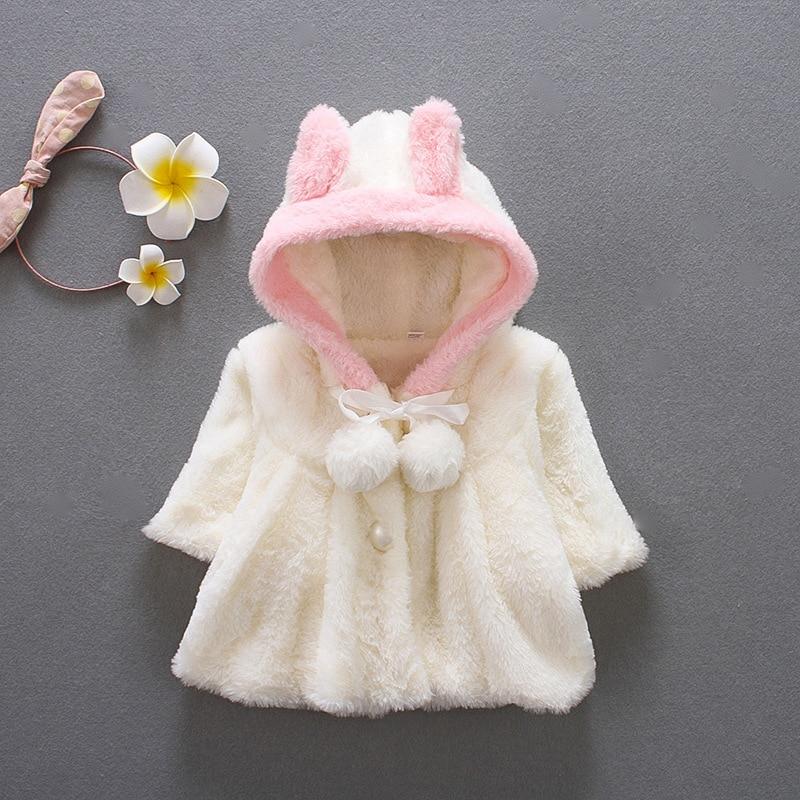 Зимнее пальто; теплая модная куртка для маленьких девочек; Новинка года; утепленная верхняя одежда; Детский Рождественский костюм; платье для девочек