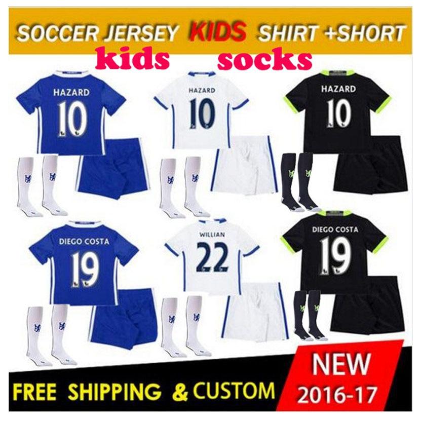... 2017 Camiseta Reals Top Thai Survetement Maillot De shirts Maillot De  Foot team shirts Mens Willian Chelsea FC Authentic Jersey - 1617 Premier  League ... 62ec7049b