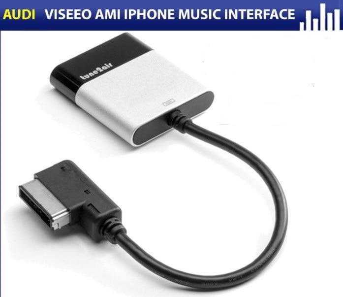 BLUETOOTH AUX ADAPTER MUSIK MP3 Radio Spotify für AUDI A4 S4 A5 S5 A6