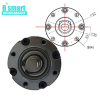 Bringsmart Gear Motor 24V 90rpm High Torque Low Speed DC Reduction Reversible Micro Electric Motor Planetary Motor PG42 775