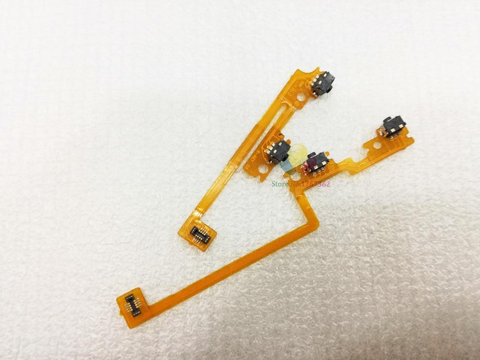 1 комплект x кнопка включения L/R, гибкий кабель для Nintendo New 3DS, замена для New 3DS XL