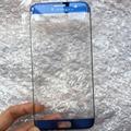 100% Оригинал Новый Для Samsung Galaxy S7 Edge G935 G935F G935A G935V Передняя Экран Стеклянный Объектив Синий/Серебро/Золото/Розовое Золото