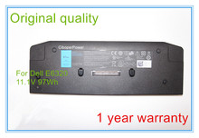 11.1V 97WH Extended Slice Battery KJ321 For E6420 E6520 E6320 E5420 XT3 Notebook 9CELL Free Shipping