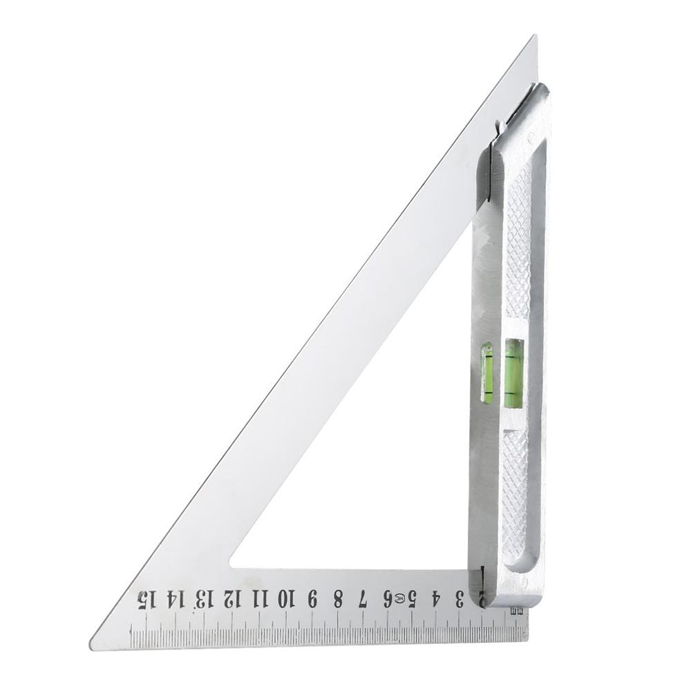 150mm Combination Angle Ruler Universal Mobile 45Degree Square Ruler With Bubble Level For Machinist Measuring Tools