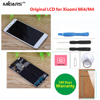 Original LCD Display For 5 0 Xiaomi Mi4 Touch Screen Frame And Parts Tools Assembly Screen