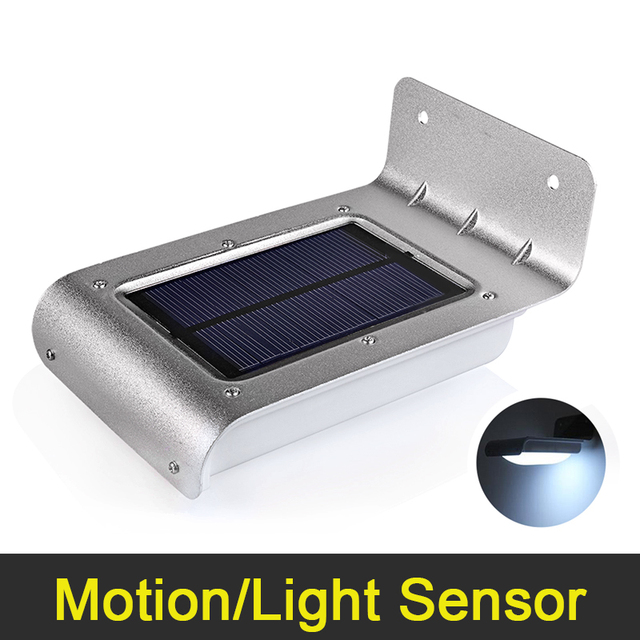 LED Solar Light Outdoor Solar Lamp PIR Motion Sensor Solar Garden Light Waterproof Lamp Solar Powered Light Control for Graden