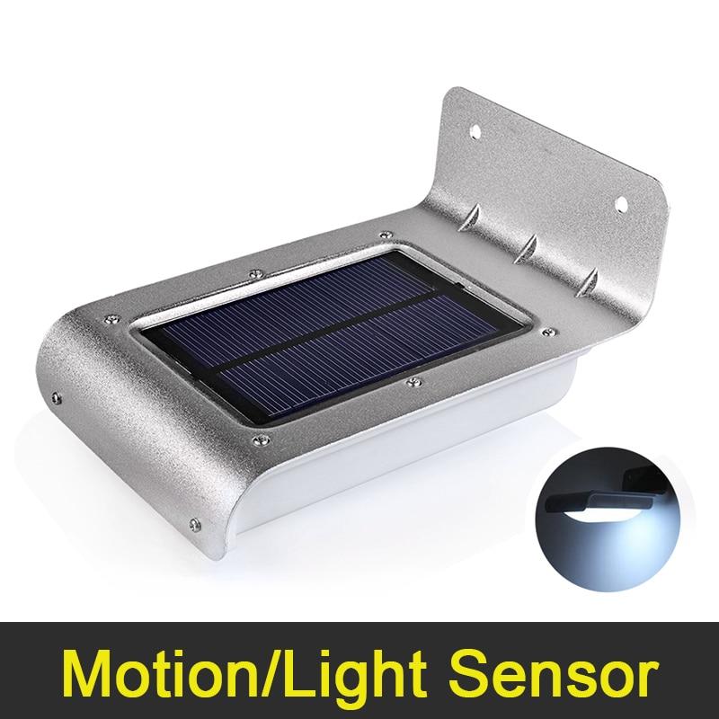 LED Solar Light Outdoor Solar Lamp PIR Motion Sensor Solar Garden Light Waterproof Lamp Solar Powered Light Control for Graden