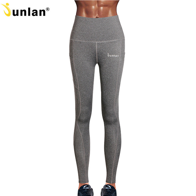0b8b723a644 Junlan Women Control Pants Long Bottom Shapewear High Waist Workout  Trousers Fitness Leg Shapers Elastic Girl s Reducing Pants