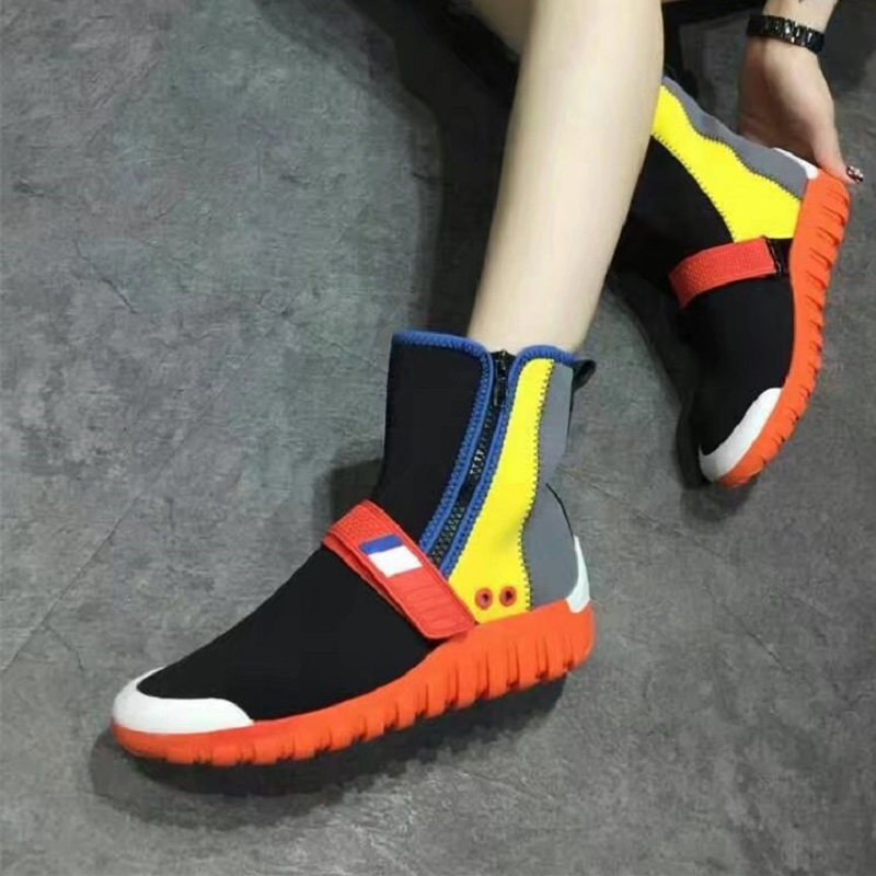 2019 2 Femmes 3 1 Zapatos Donna Nouvelles Marque Sneakers Mujer LAj5R4