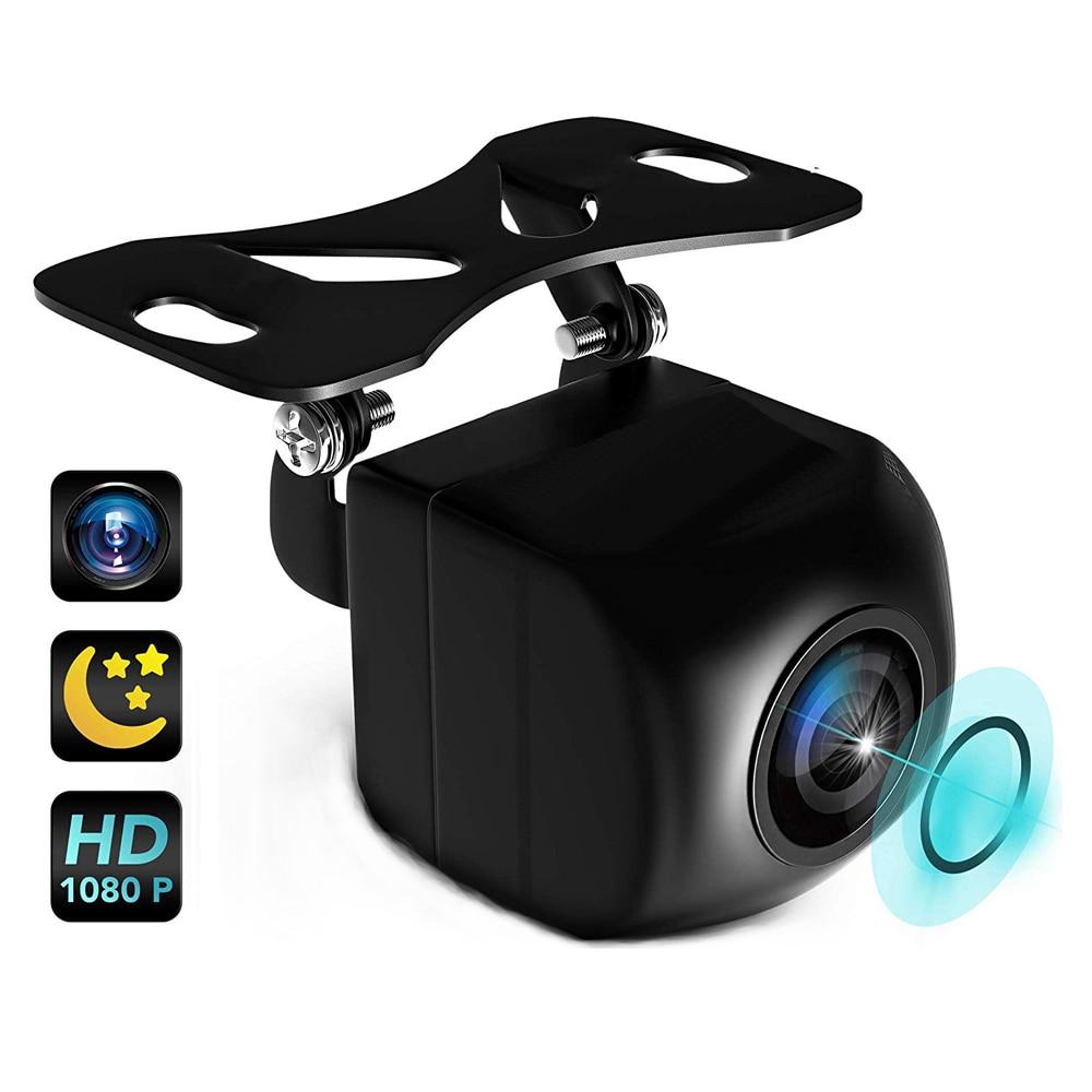 Vehicle Rear View Camera Fisheye Lens 170 Degree Wide Angel HD Night Vision Reverse Backup Parking Camera CCD Waterproof 12V