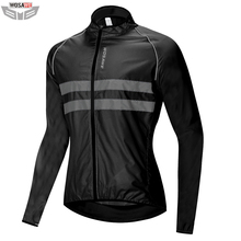 WOSAWE Motorcycle Jacket High visibility Reflective Jacket Wind Coat Men Women Safety Motocross Motorbike MOTO Protection Gear цена и фото