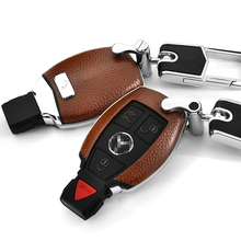 Car Key Case Cover For Mercedes Benz W203 W210 W211 C E S CLS CLK CLA SLK