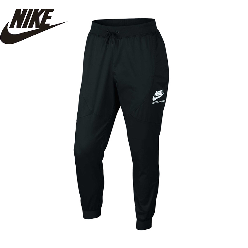 NIKE Original New Arrival Mens Pants Quick Dry  Stability Lightweight High Quality Cotton Sports Pants For Men#880540-010 nike original new arrival mens kaishi 2 0 running shoes breathable quick dry lightweight sneakers for men shoes 833411 876875