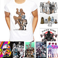 Star Wars Sci Fi Stormtrooper Empire Darth Vader Skywalker Moive T Shirt Men S Tee Male