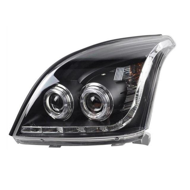 Neblineros Lamp Assembly Daytime Running Lights Drl Luces Led Para Auto Assessoires Car Lighting Headlights For Toyota Prado