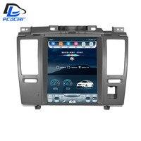 32G ROM вертикальный экран android автомобильный gps Мультимедиа Видео Радио в тире для Nissan tiida latio Versa 2008 лет navigaton