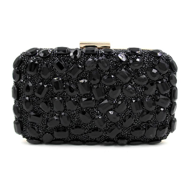 2017 european new design women s wallent fashion paillette bling day clutch bag wedding handbag