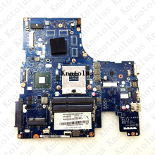 купить LA-9063P for Lenovo ideapad Z500 laptop motherboard HM76 DDR3 Free Shipping 100% test ok по цене 5147.32 рублей