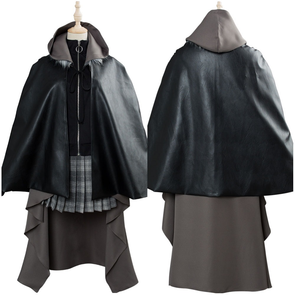 Selfless Lord El-melloi Ii Case Files Gray Cosplay Costume Outfit Coat For Adult Men Women Halloween Carnival Costume Outstanding Features Women's Costumes
