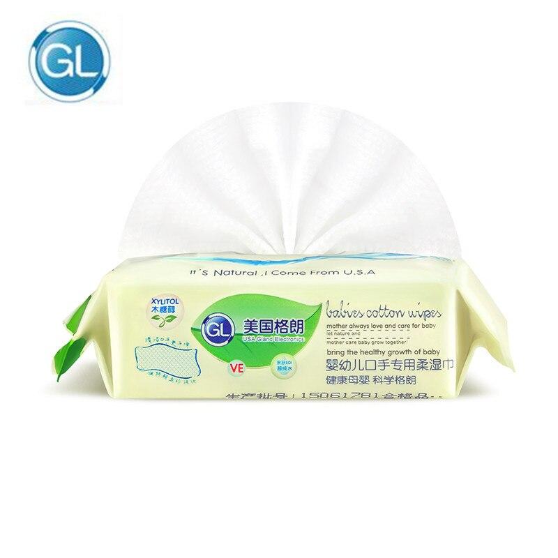 Aliexpress.com : Buy GL 100pcs Wet Wipe Portable