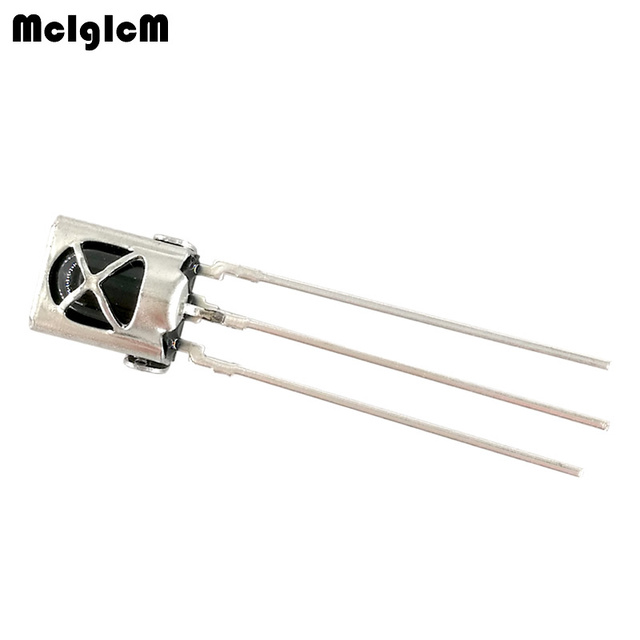 MCIGICM 1000 pcs อินฟราเรด IR Receiver TL1838 VS1838B 38 Khz