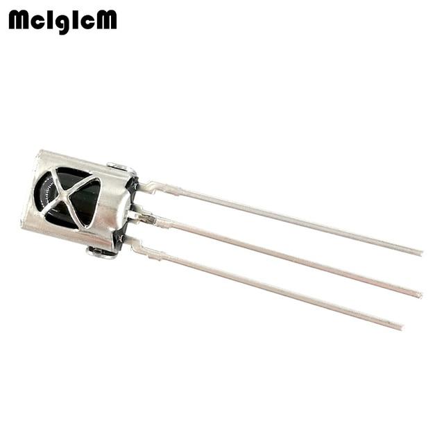 MCIGICM 1000pcs Universal IR Infrared Receiver TL1838 VS1838B 38Khz