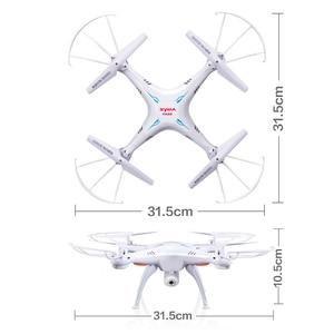Image 5 - SYMA X5SW Quadcopter RC Drohne Mit Kamera Wifi FPV Echtzeit Übertragung RC Hubschrauber Headless Modus Drohnen Spielzeug Für Kinder